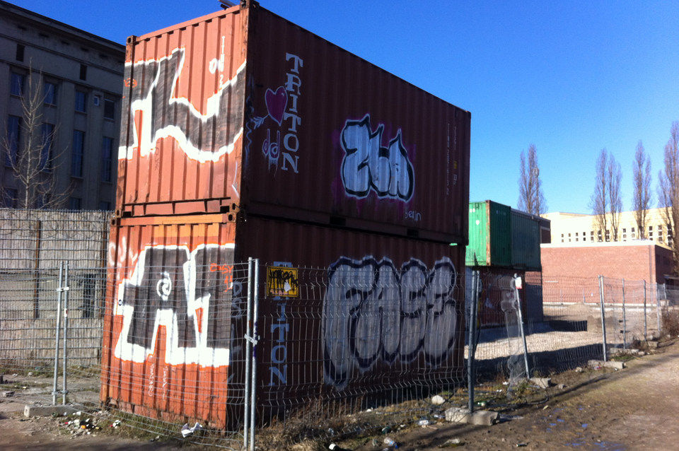 High5 – Containerhouse Berlin