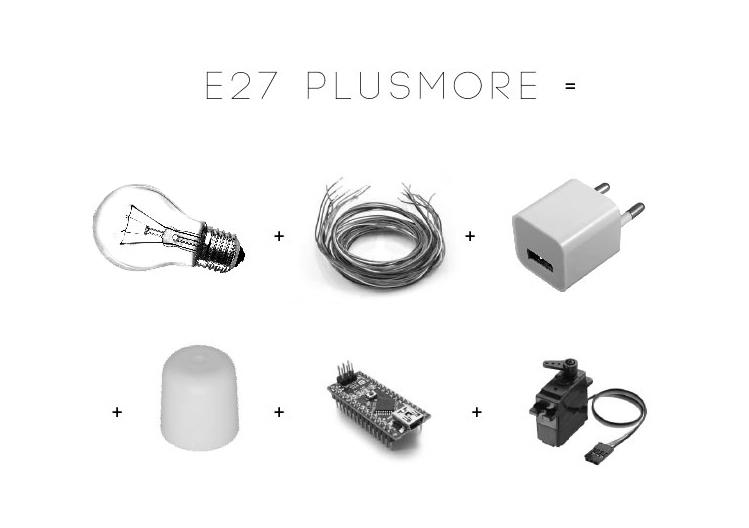 E27 plus More